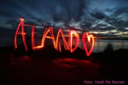 Eldhjärta Åland